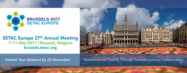 SETAC Europe 27th Annual Meeting