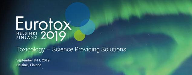 55th Congress of the European Societies of Toxicology (EUROTOX 2019)