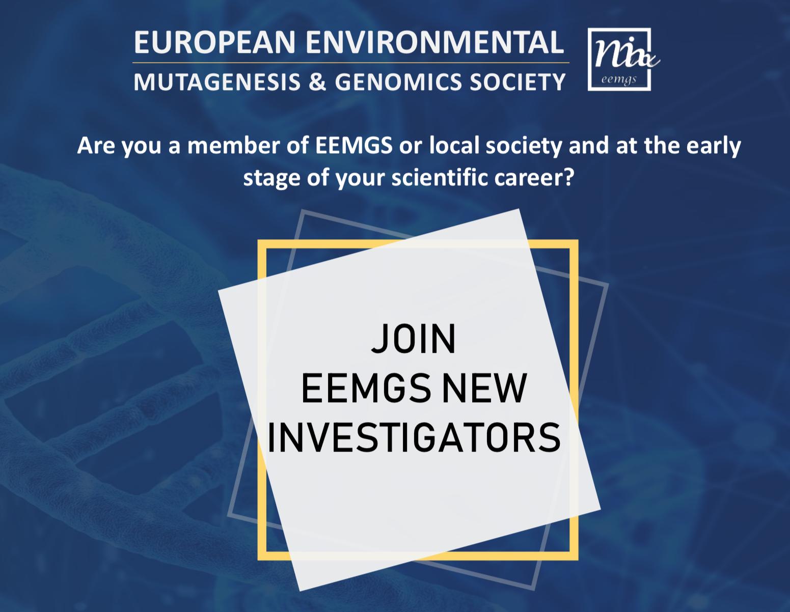 New Investigators | EEMGS